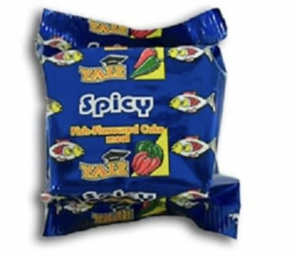 Yale Spicy Fish Biscuit